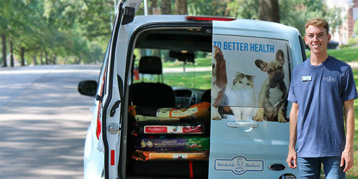 Busy Schedule? Take Advantage of Barkery's Food Delivery & Pick-Up/Drop-Off Grooming Services!