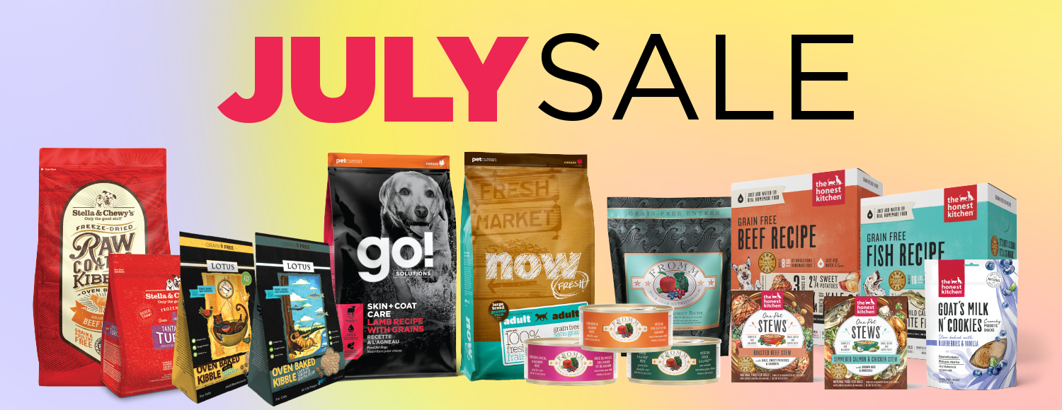 July Sale – Stella & Chewy's, Lotus & More!