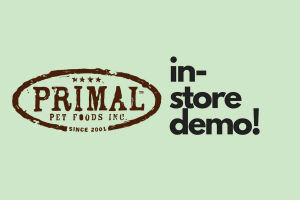 Primal Pet Foods Brookside Barkery