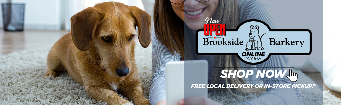 Announcing the ALL-NEW Barkery Online Store: Shop for all Your Pets Needs!