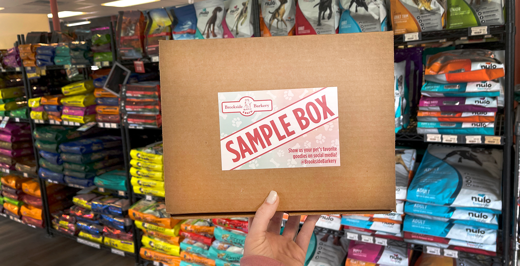 Introducing Barkery Sample Boxes!