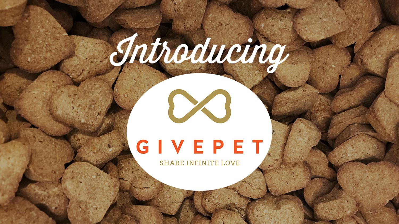 Introducing GivePet Treats
