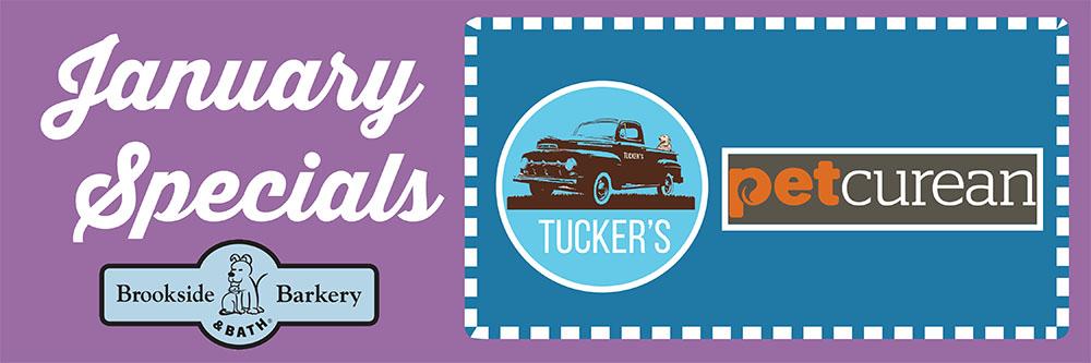 January Sale – Tuckers & Petcurean GO!