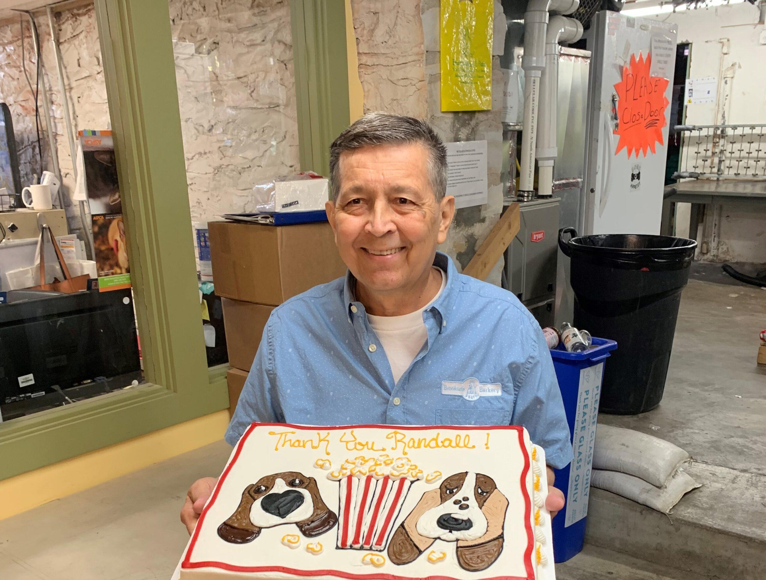 The Barkery Remembers Randy Velasquez
