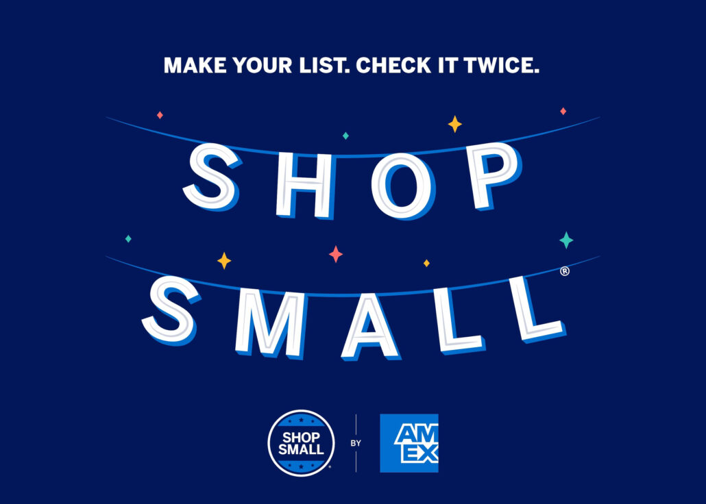 Shop Small this Holiday!